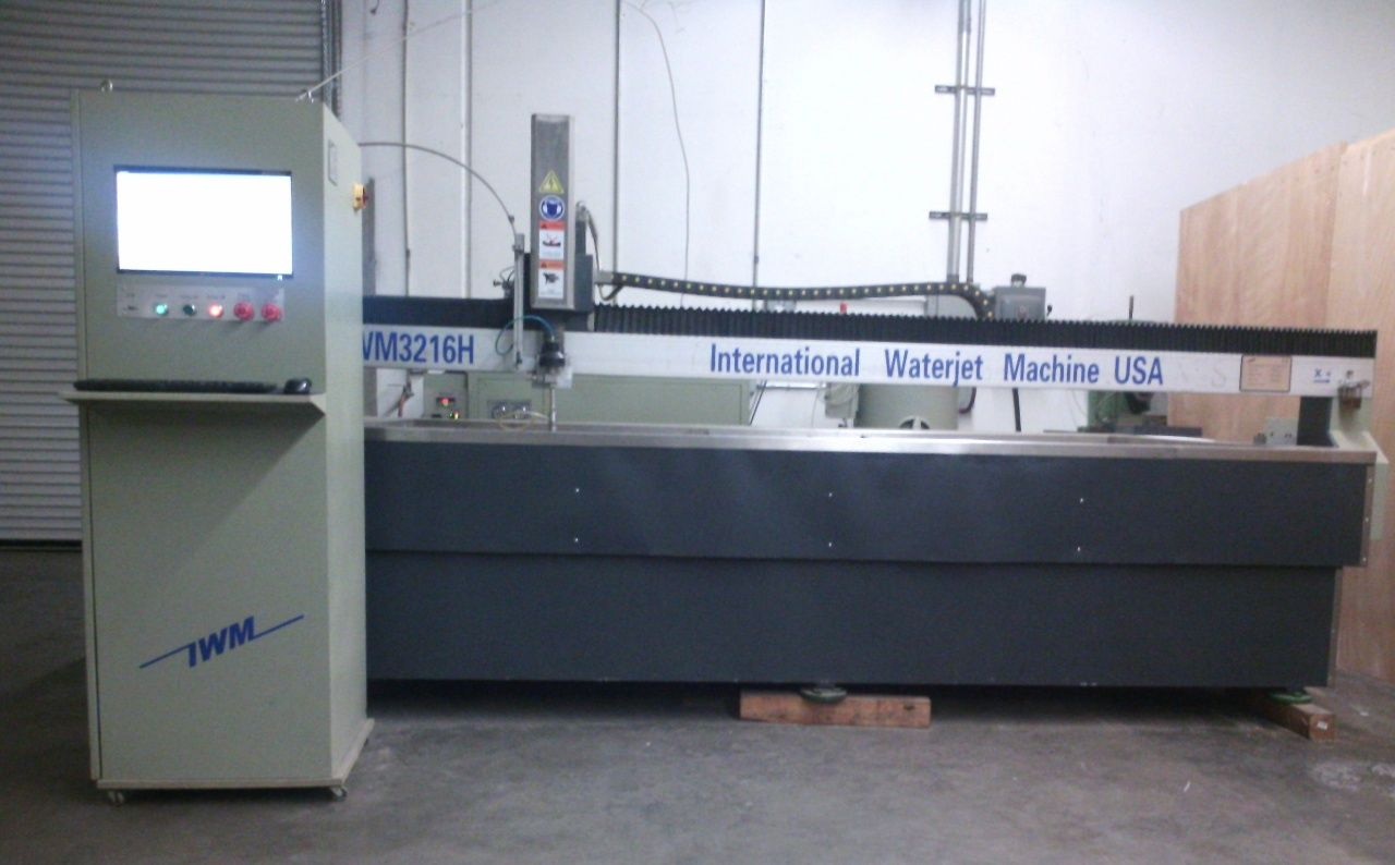 5x10 waterjet
