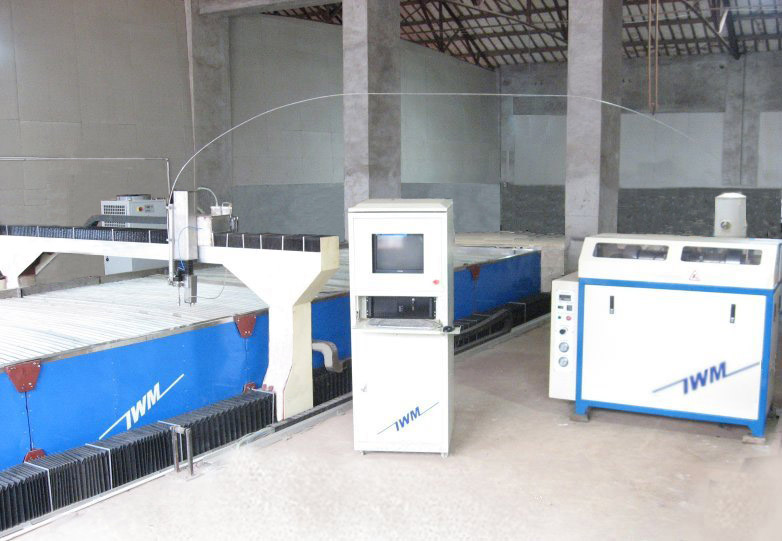 Iwm Waterjet Cutting Machine And Water Jet Cutter Manufacturer